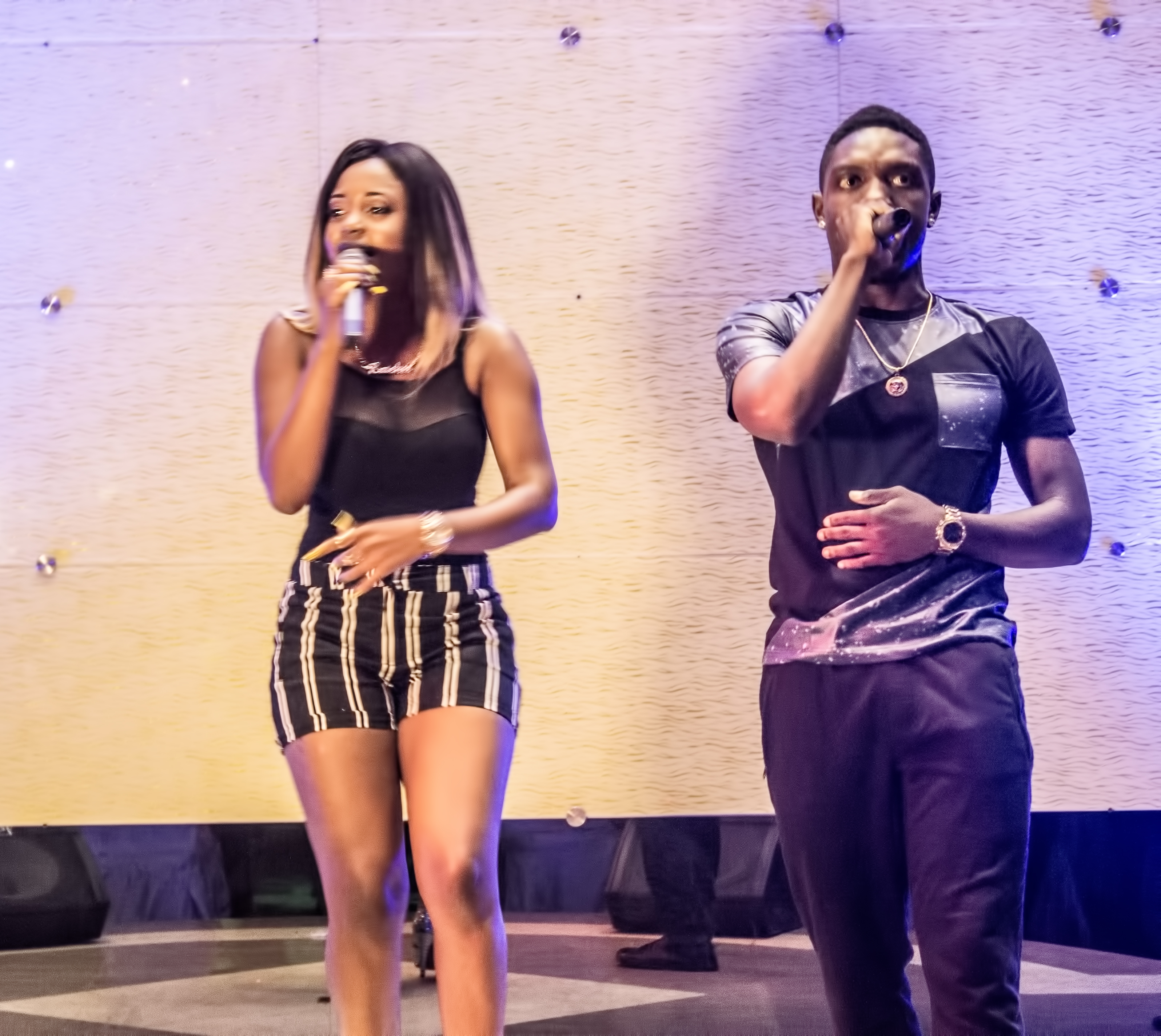PICTURES: First Ever Zambian Double Album Launch A Success