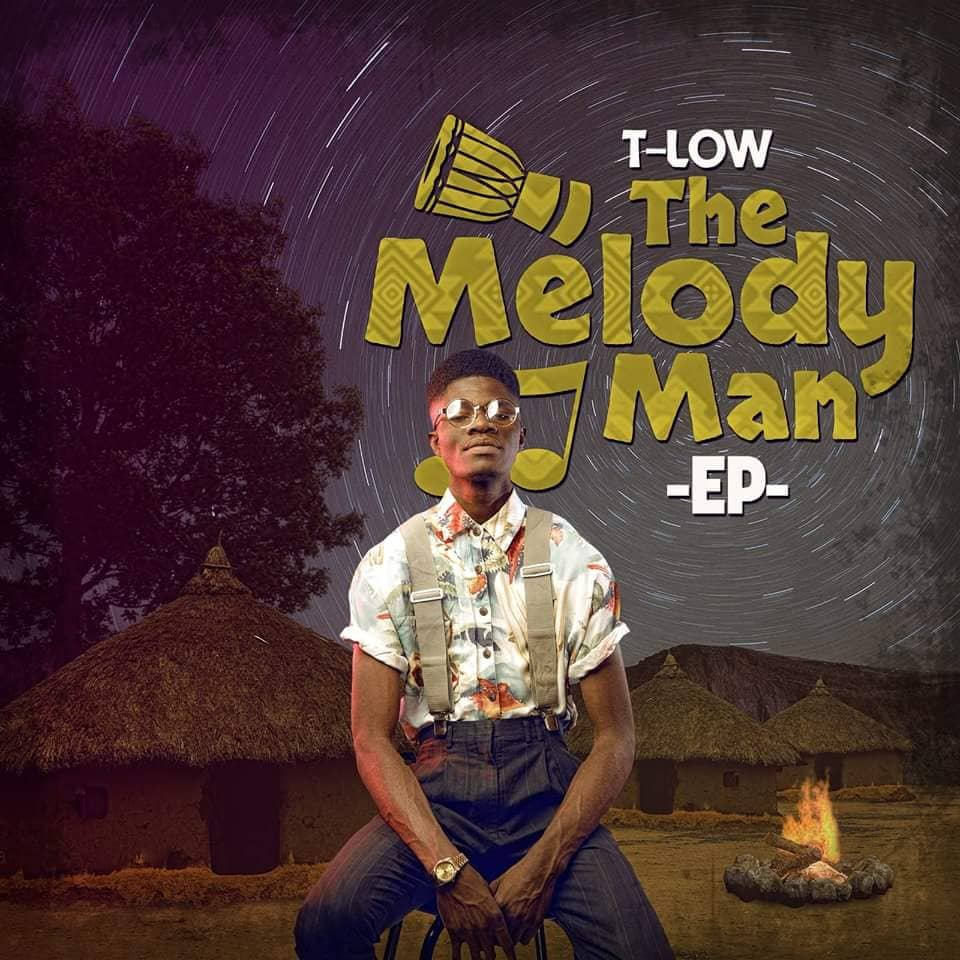 """T-Low has Released """"The Melody Man"""" EP"""