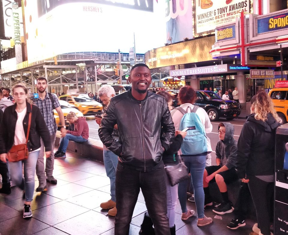 B'Flow To Share Stage With Nigeria's First Lady, Aisha Buhari In New York