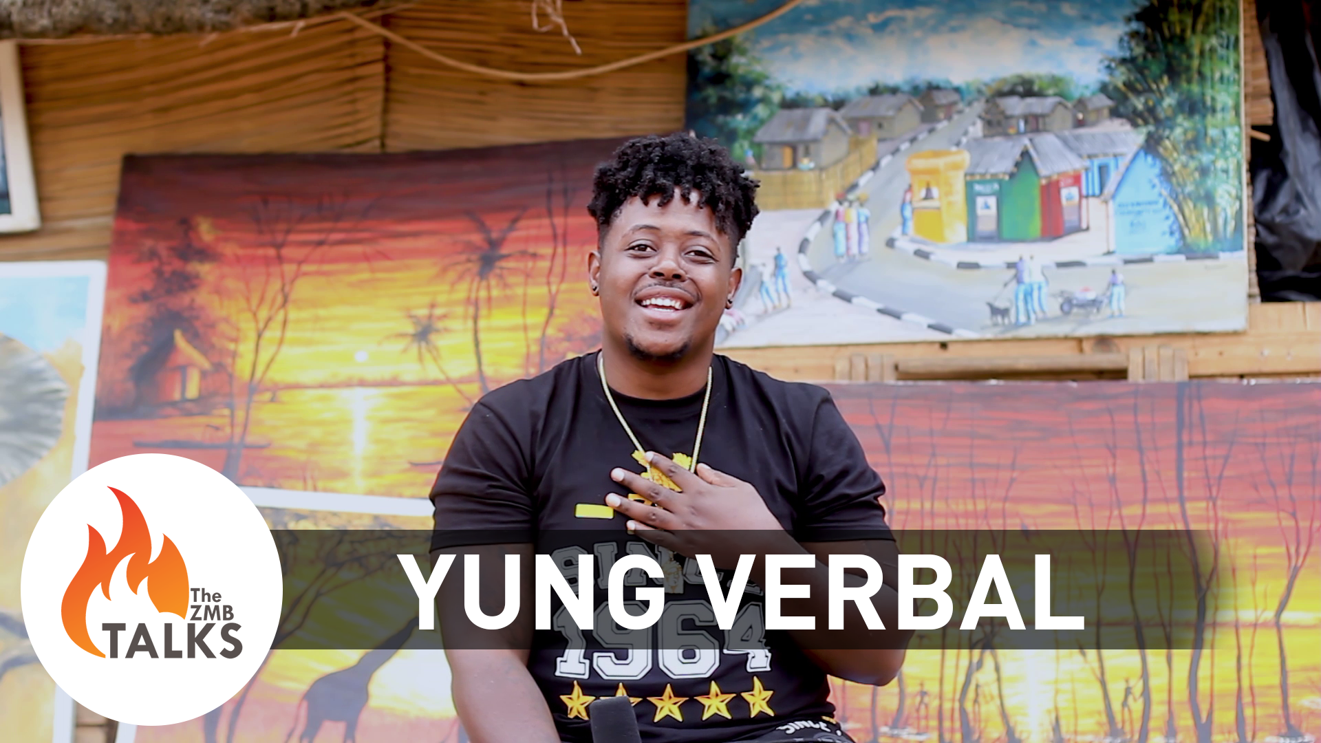 Yung Verbal Talks Zone Fam, Forever Yung Mixtape & Debut Album on #theZMBtalks