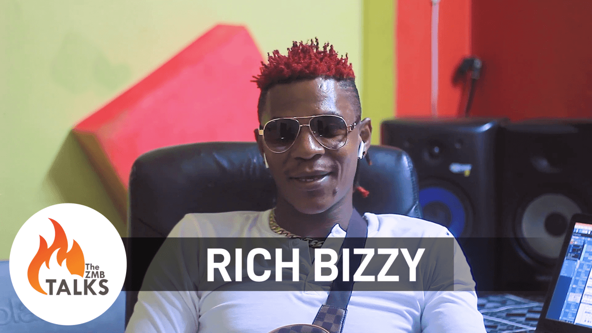 Rich Bizzy Talks Working with Triplets Ghetto Kids and more on #theZMBTalks