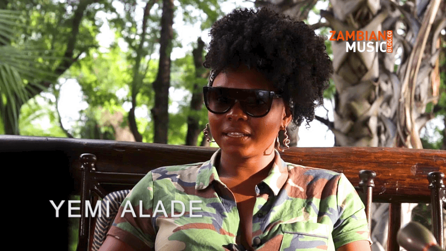 VIDEO: Yemi Alade Talks Collaborating with Zambians, JK and Day Of Thunder 2019