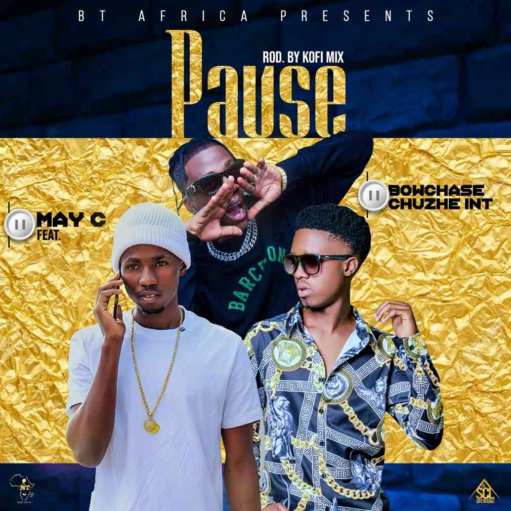 """May C ft. Bow Chase x Chuzhe Int. – """"Pause"""""""
