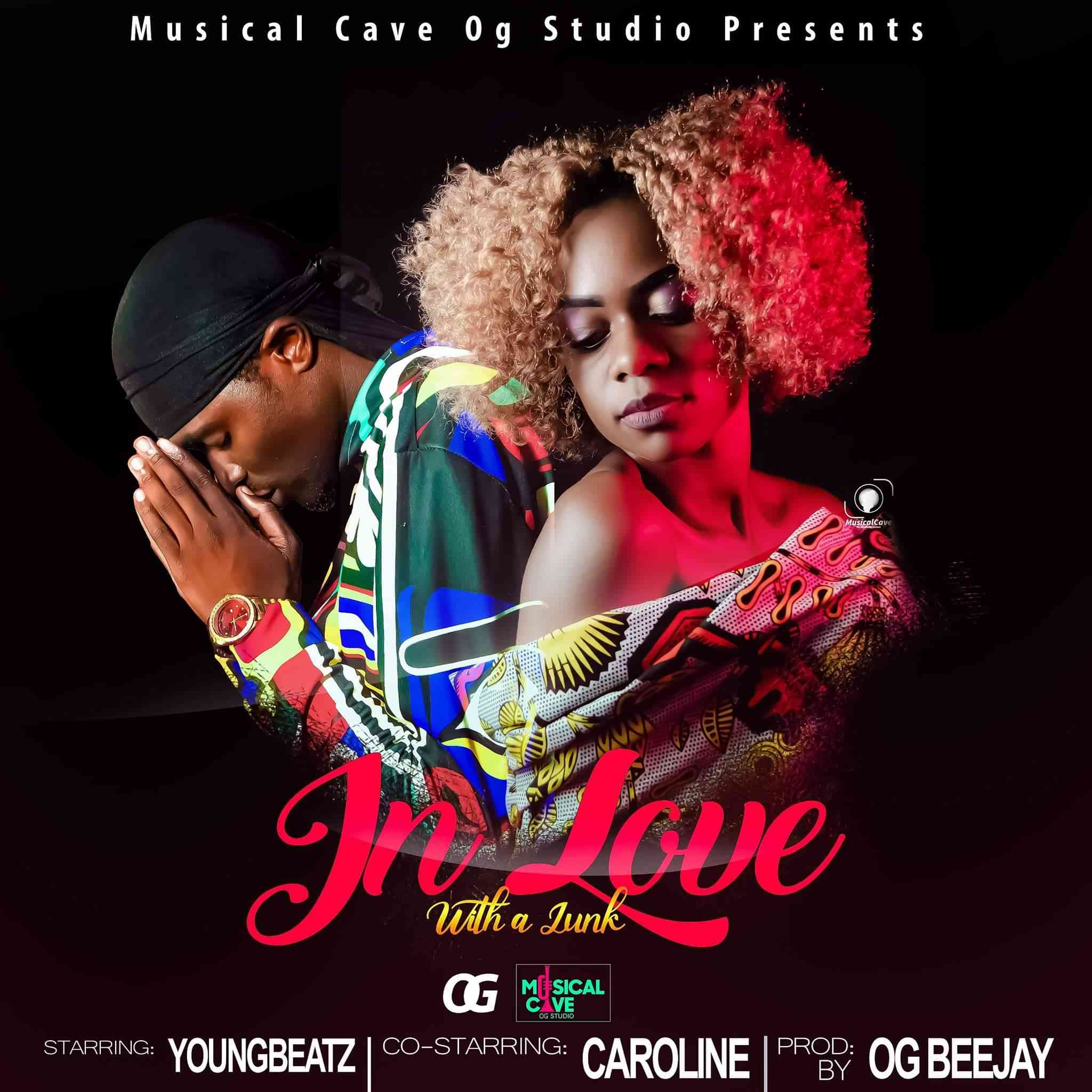"YoungBeatz ft. Caroline – ""In Love With A Junkie"""