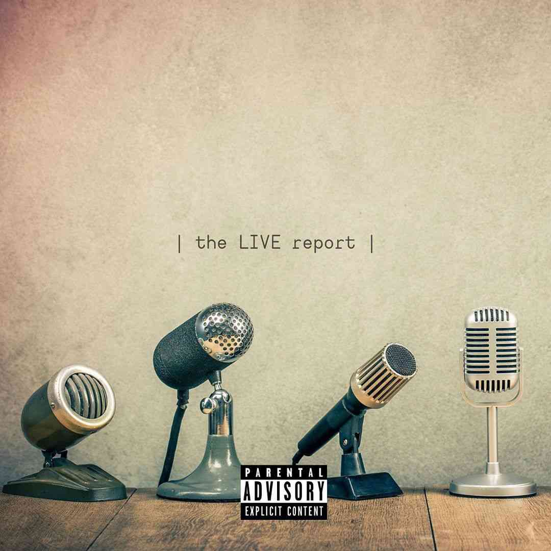 "M.I Abaga & A-Q  – ""The Live Report EP"""