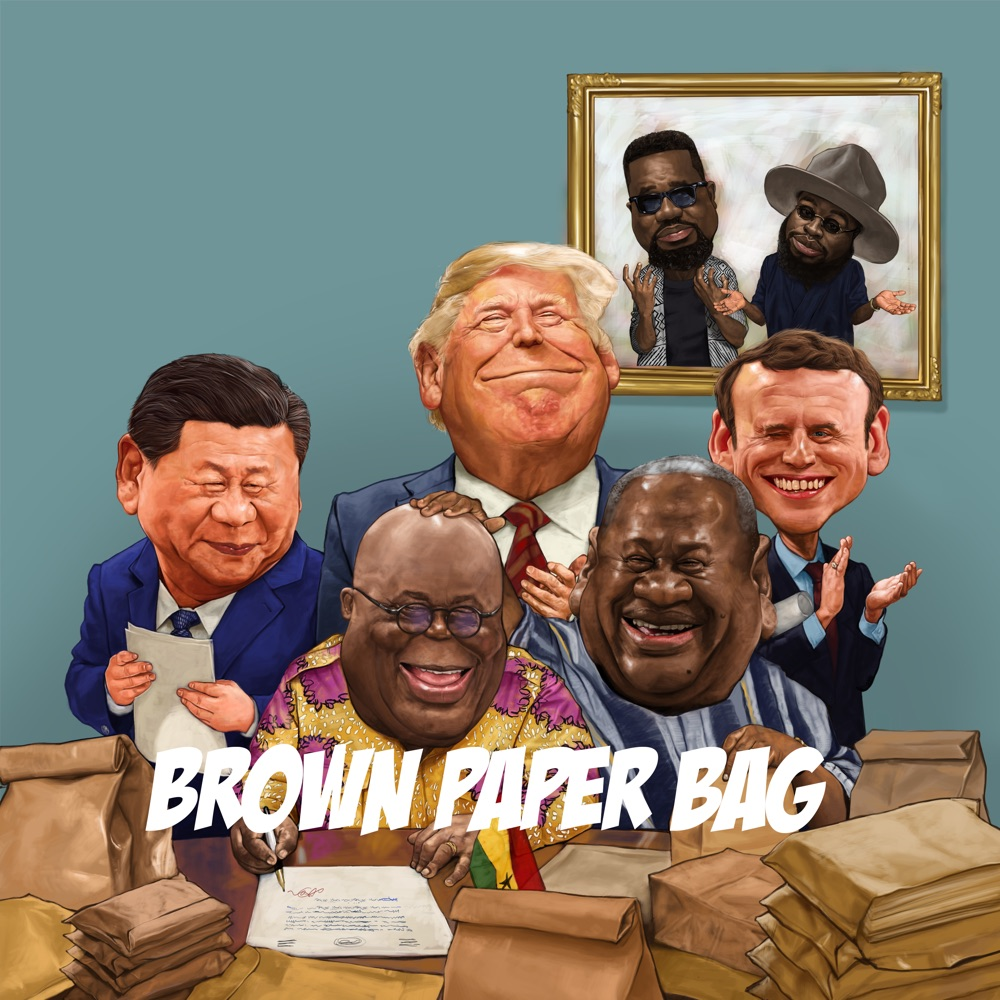 "Sarkodie ft. M.anifest – ""Brown Paper Bag"""