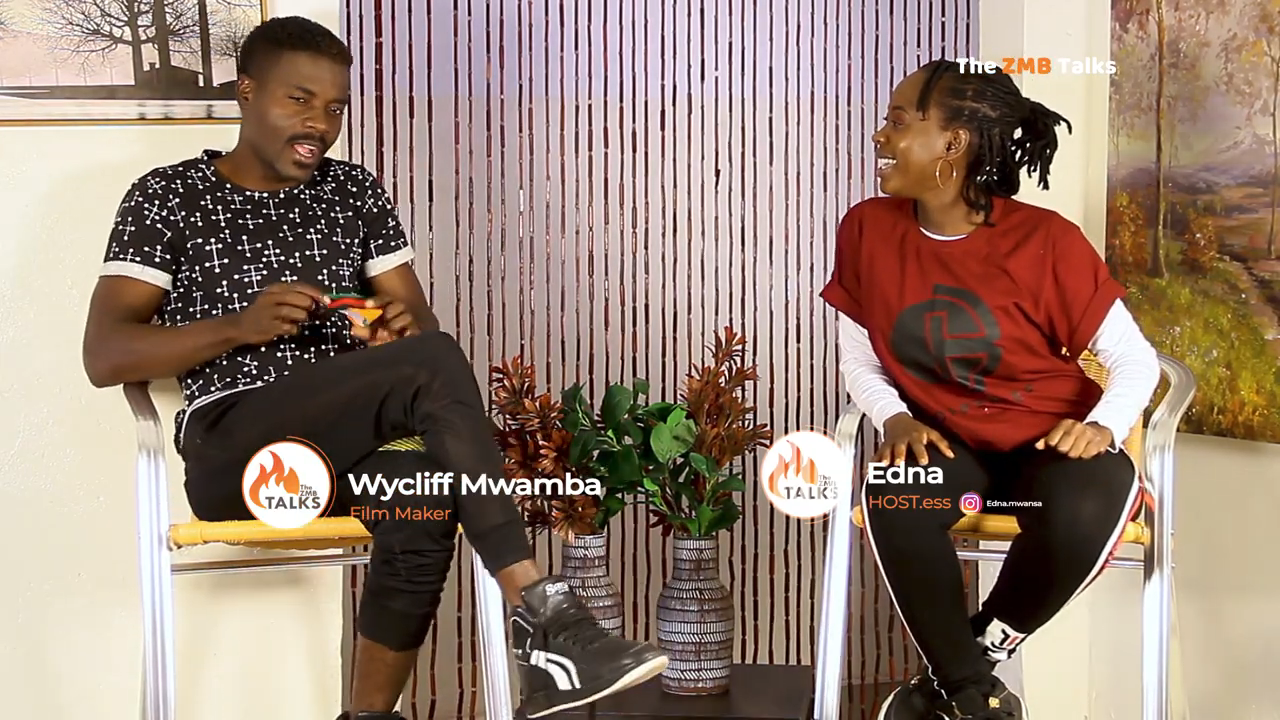 Filmmaker, director and Producer Wyclif reveals the challenges in the movie industry & his coming movie |theZmb Talks