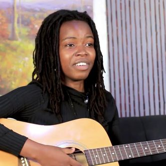 Meet activist & talented artist Mwiza Zulu who is Maiko Zulu and sister D's daughter the ZMB Talks