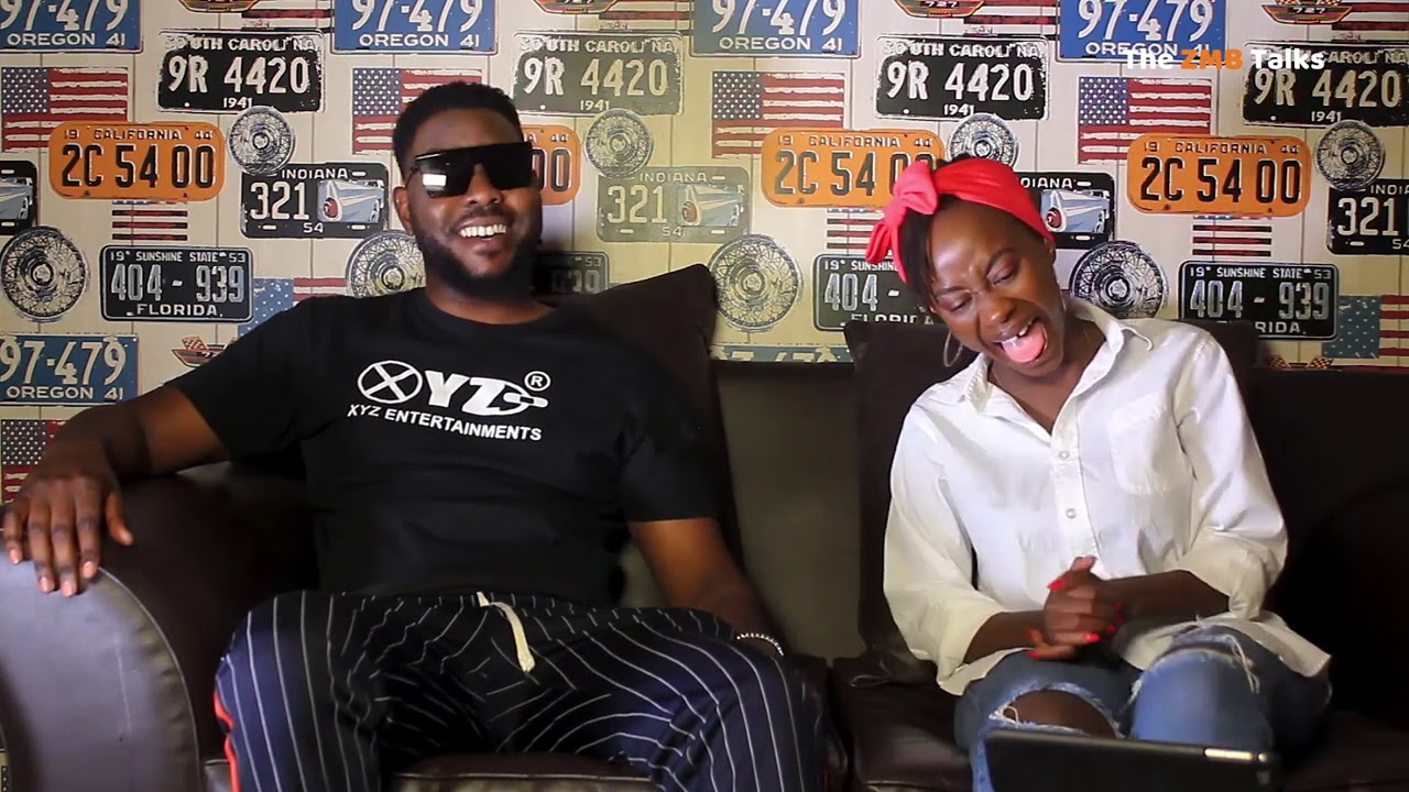 SlapDee Talks about Mother tongue, the late Daev Plus more| the ZMB Talks