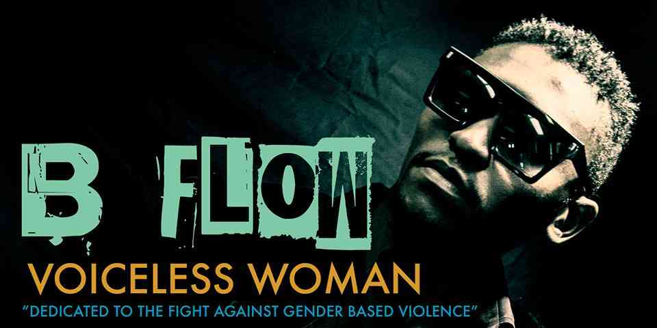 B Flow Releases Voiceless Woman & Becomes USAID/SHARe Ambassador  + Tracks download