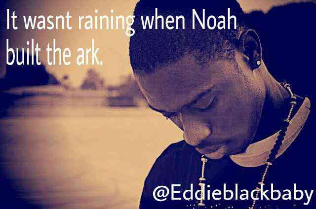 """""""Eddie Black"""" Speaks out on Christianity and Churches of Nowadays"""