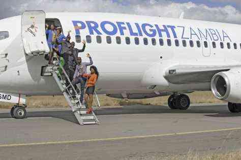 News: Proflight Fly 5, Slap Dee, Petita Mwanza, Cactus Agony, JK, Pompi
