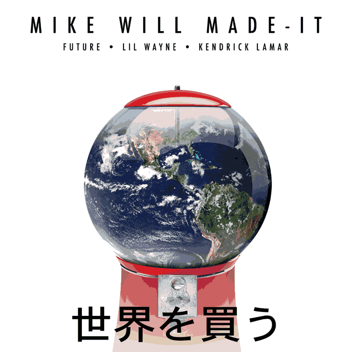 Mike WiLL Made It F/ Lil Wayne, Future and Kendrick Lamar - \