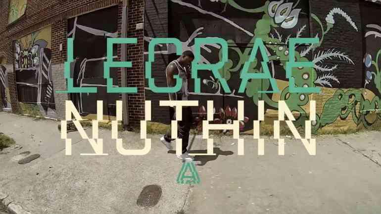 "Lecrae – ""Nuthin"" - Zambian Music Blog"