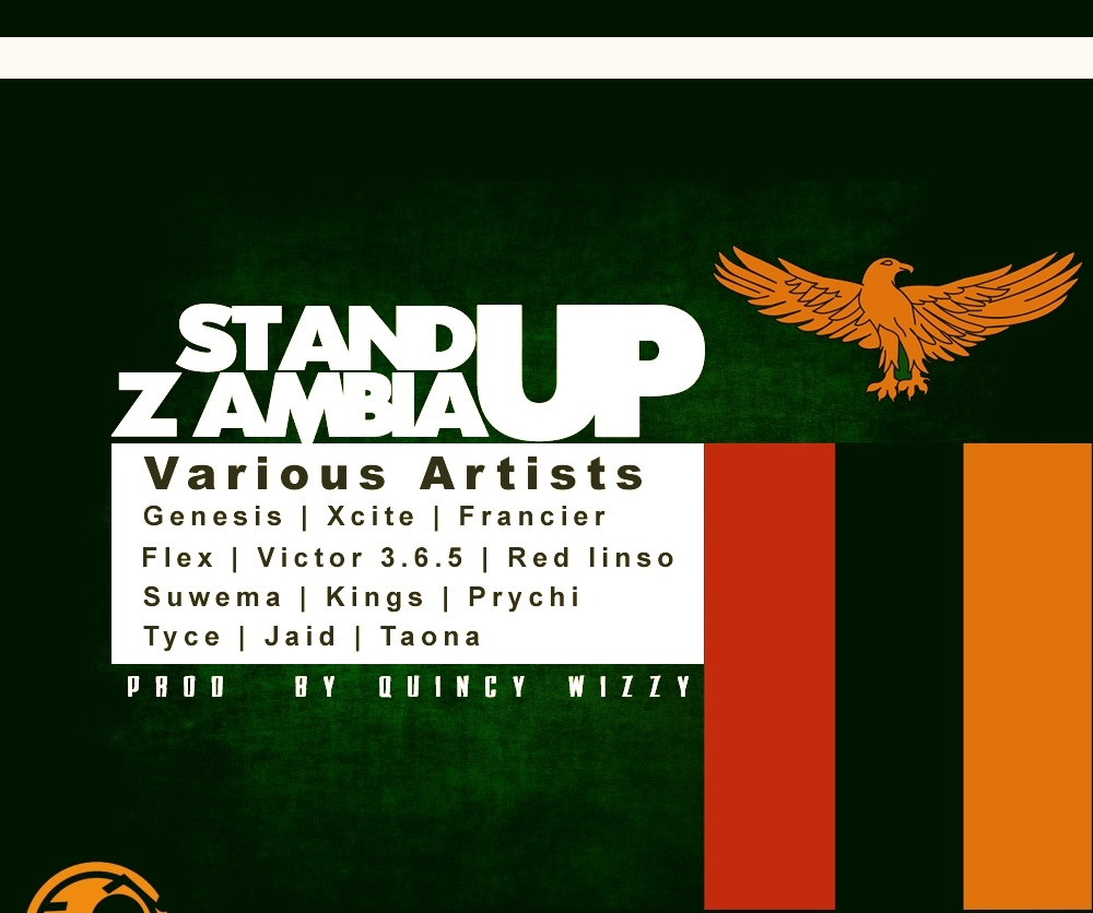 Various Artists – Rise Up Zambia (Jumbilee Song) (Prod. Quincy Wizzy)