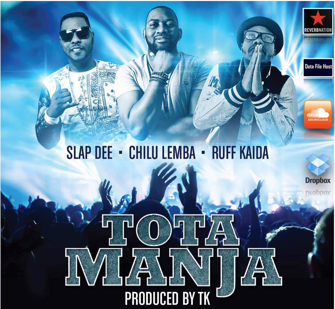Chilu Lemba Ft. Slap Dee & Ruff Kaida – Tota Manja (Clap Your Hands)