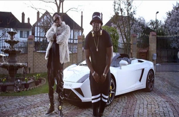 VIDEO: Patoranking Ft. Wande Coal – My Woman, My Everything