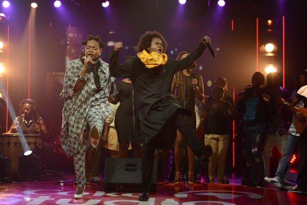 VIDEO: Yemi Alade & Jua Cali – Mama Africa Mash Up   Coke Studio Africa