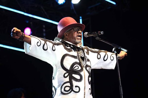 Legendary Congolese Singer 'Papa Wemba' Dies aged '66'