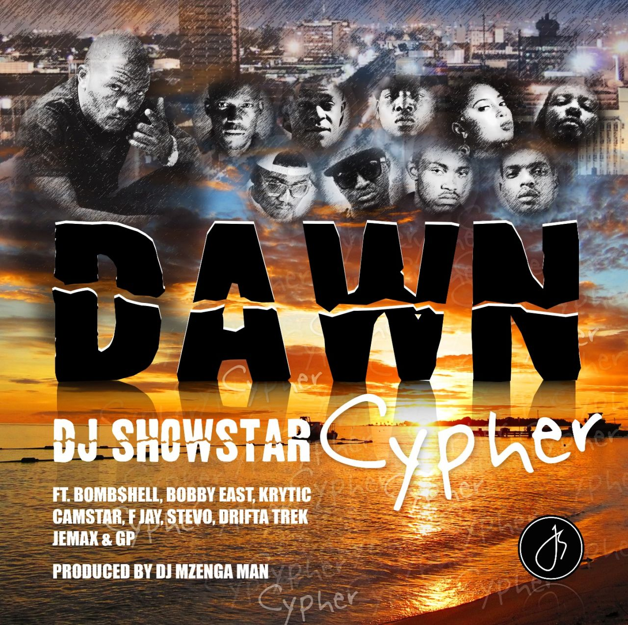 "DJ Showstar – ""Dawn Cypher"" (Prod. DJ Mzenga Man)"