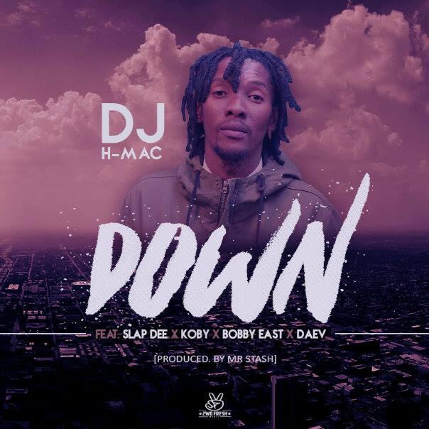 DJ H-Mac -