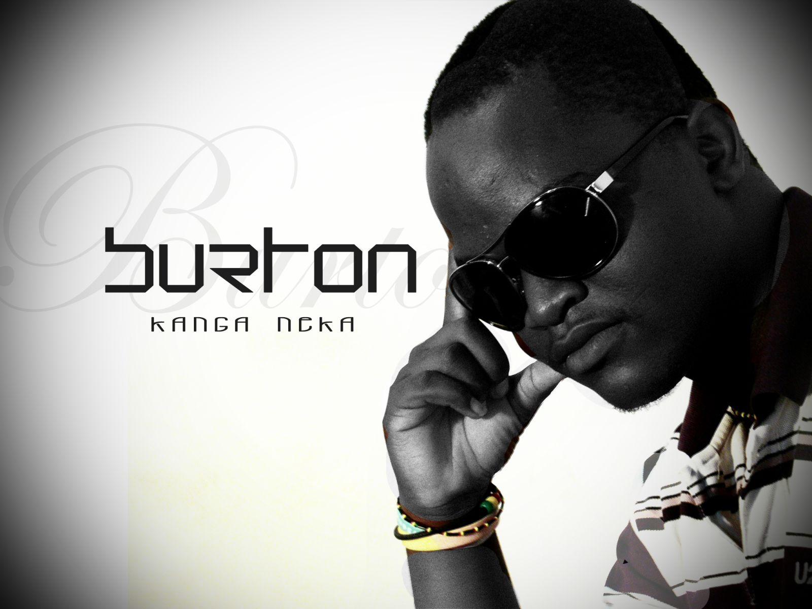 """Burton – """"Nikwisa"""" ft. Izrael (Prod. B-Shop)"""