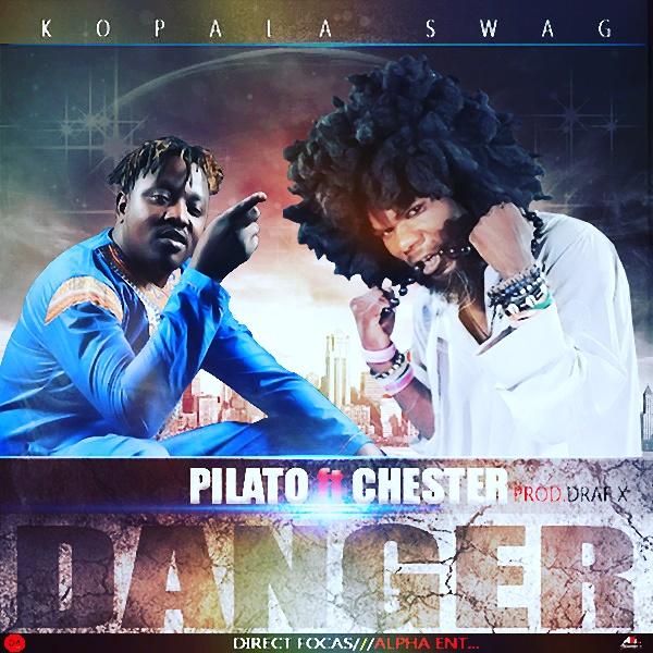 """PilAto – """"Danger"""" ft. Chester (Prod. Draf-X)"""