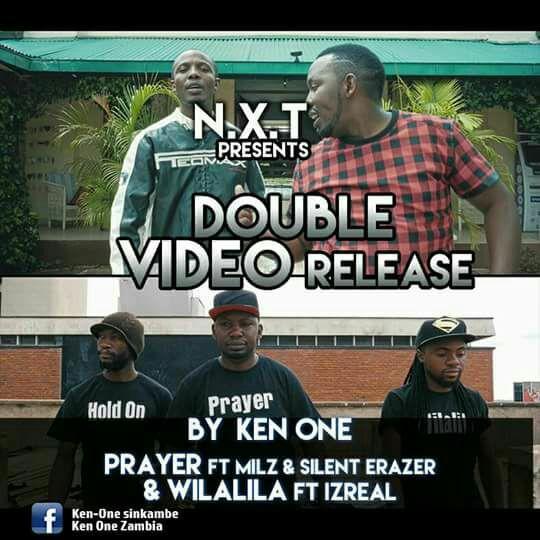"VIDEO: Ken One – ""Wilalila"" ft. Izrael"