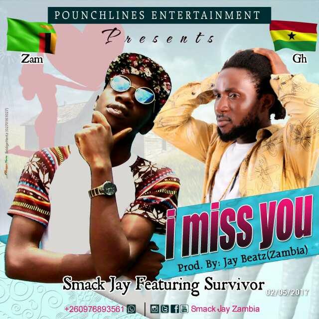 "Smack Jay – ""I Miss You"" ft. Survivor (Prod. Jay Beats)"