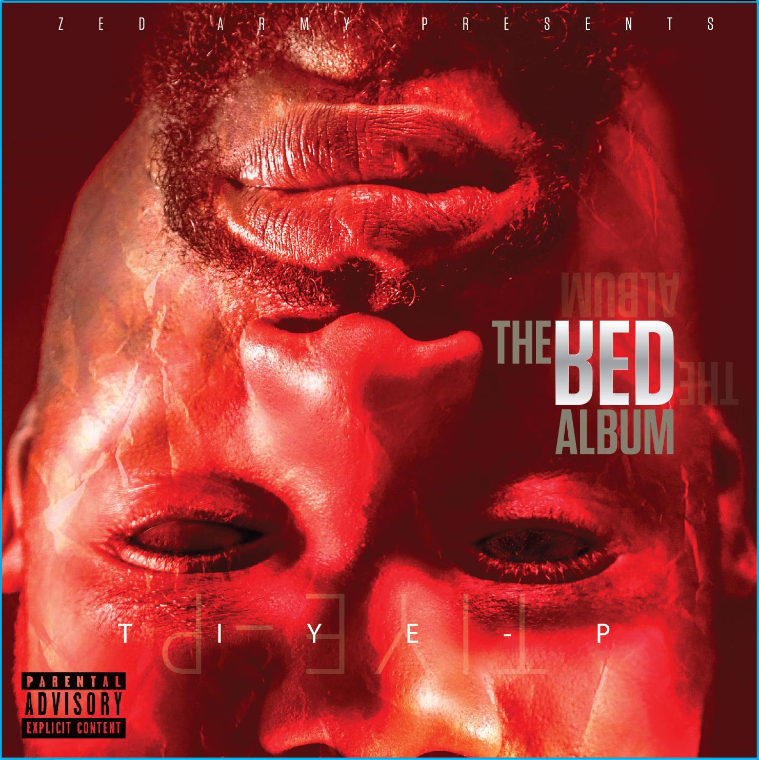 "Tiye P: The ""RED"" album review"