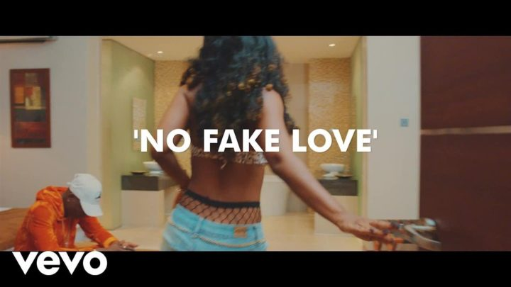 "VIDEO: Lil Kesh – ""No Fake Love"""