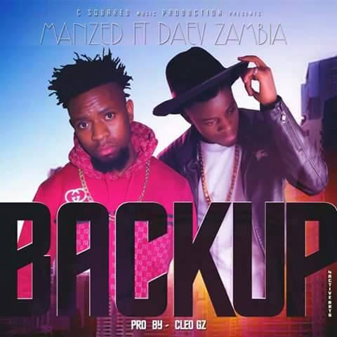 """ManZed – """"Backup"""" ft. Daev (Prod. By Cleo Gz)"""