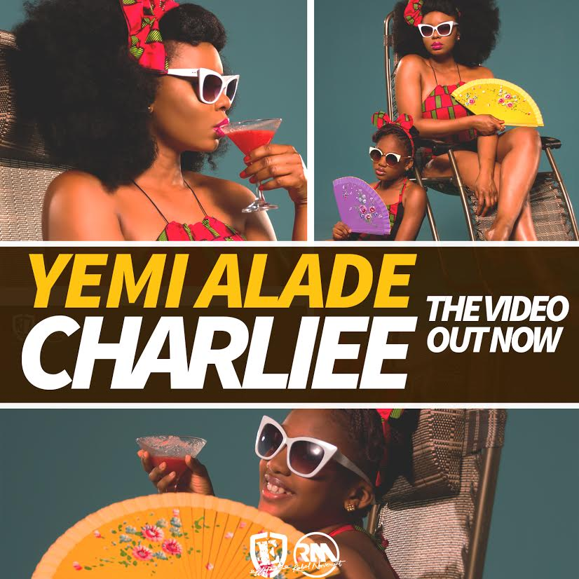 "VIDEO: Yemi Alade – ""Charliee"""