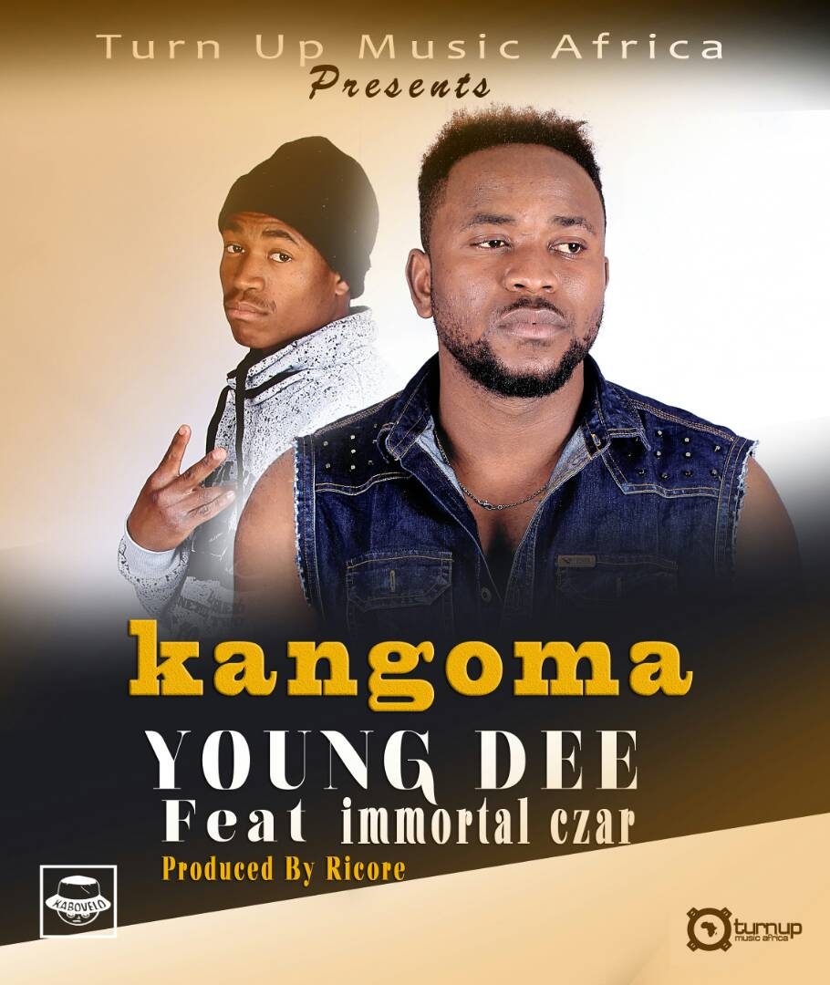 """Young Dee – """"Kangoma"""" ft. Immortal Czar (Prod. By Ricore)"""