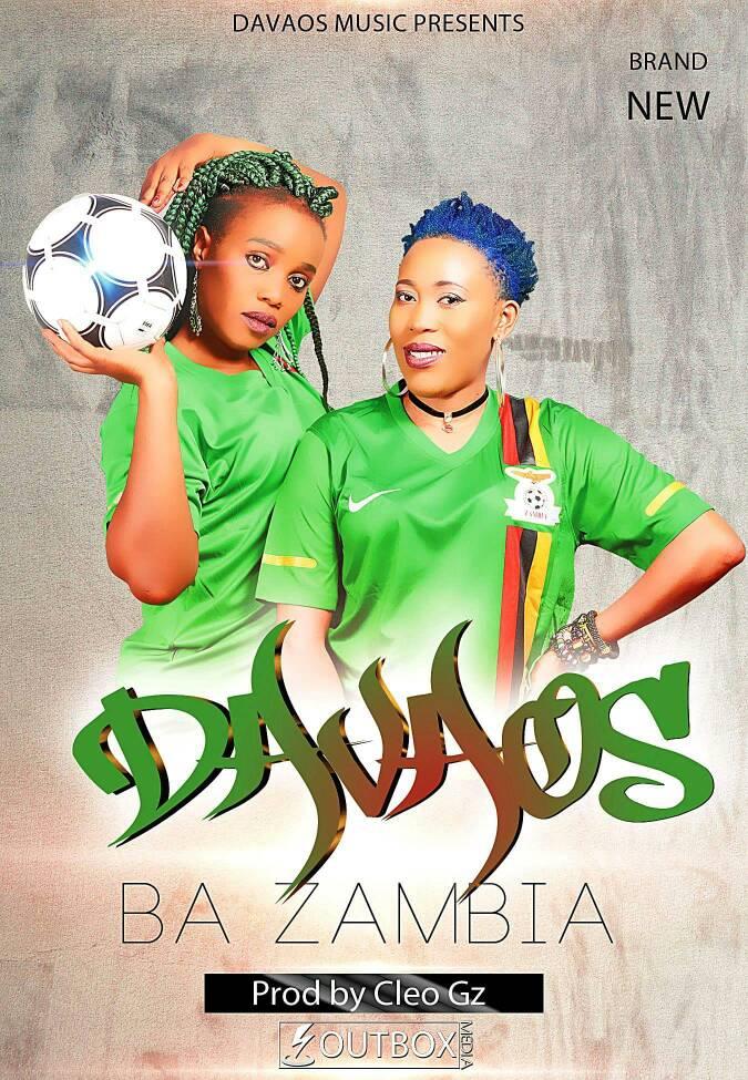 """Davaos – """"Ba Zambia"""" (Prod. By Cleo Gz)"""