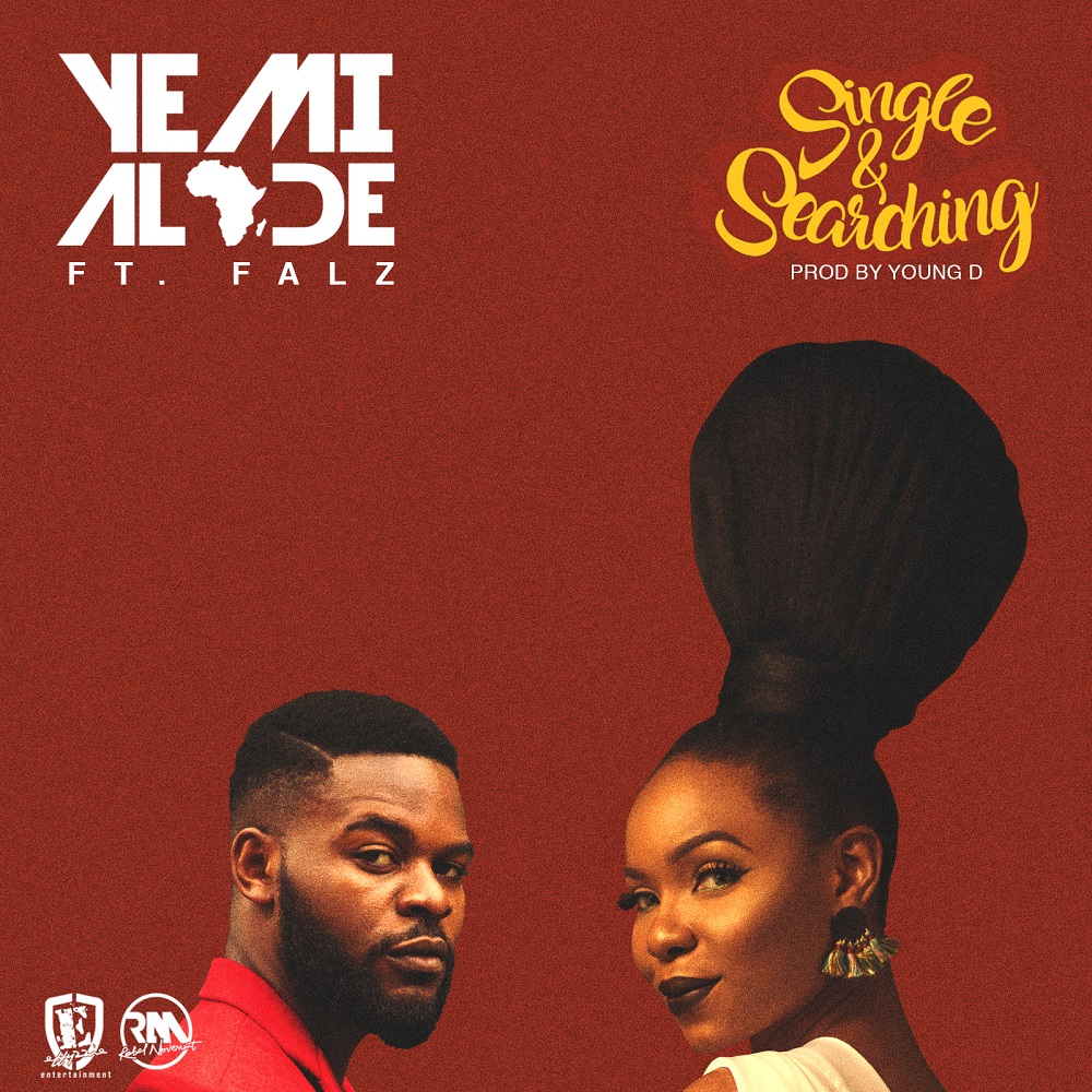 "Yemi Alade – ""Single & Searching"" ft. Falz + ""Heart Robber"""