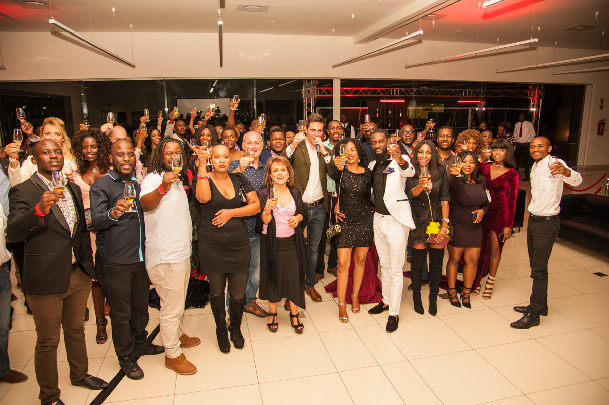 Chivas Regal Extra entertains Zambia with an Extraordinary Experience