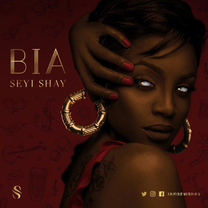 """Seyi Shay – """"BIA"""""""