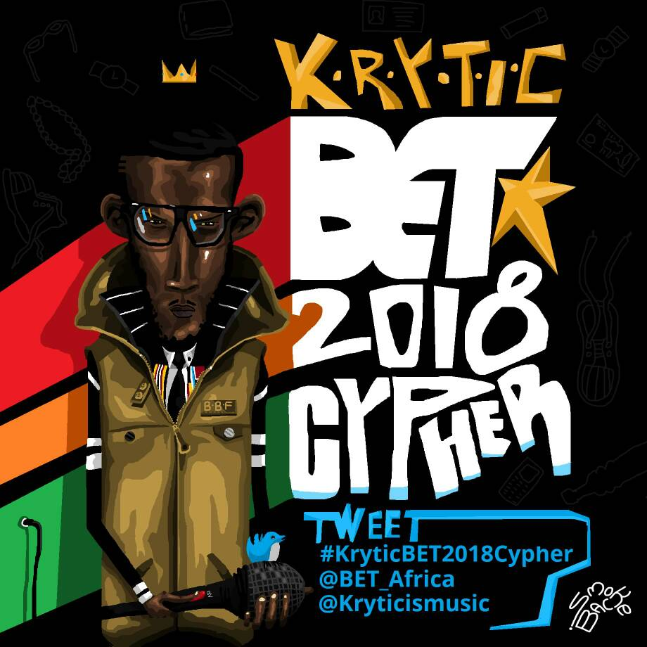 """KRYTIC – """"#Krytic2018BETCypher"""" (Freestyle)"""