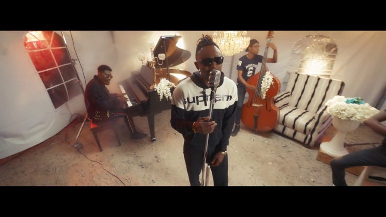 VIDEO: Sean Tizzle – 'Wasted