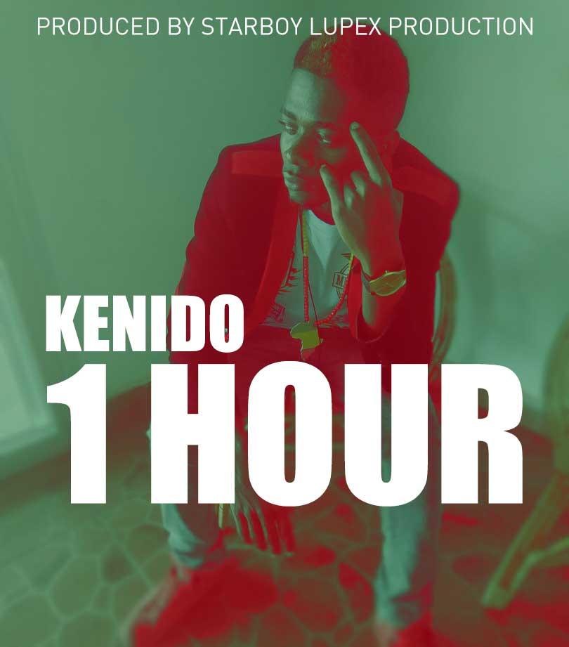"""Kenido – """"One Hour"""" (Prod. By Starboy)"""