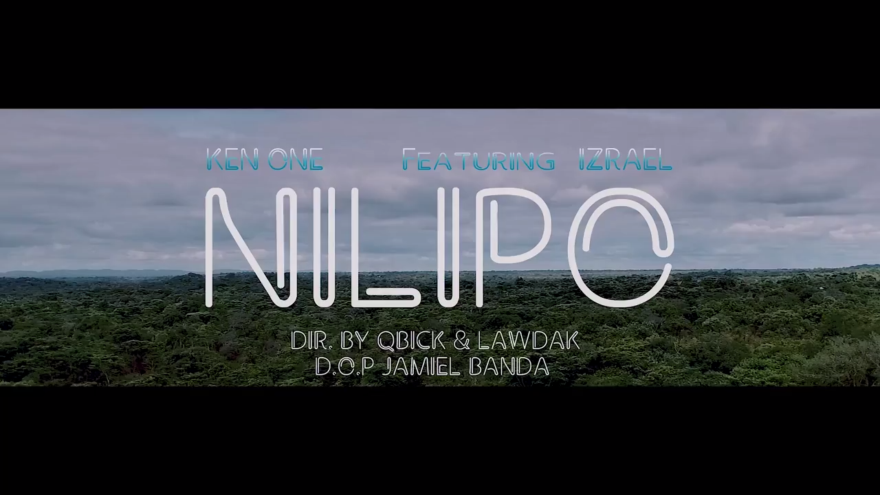 "VIDEO: Ken One ft. Izrael – ""Nilipo"""