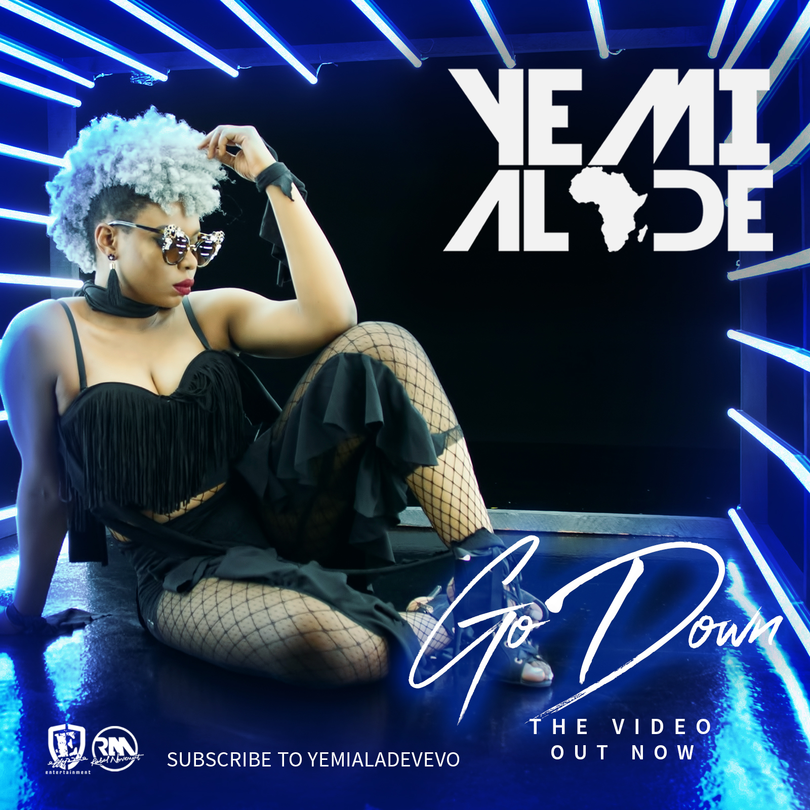 "VIDEO: Yemi Alade – ""Go Down"""