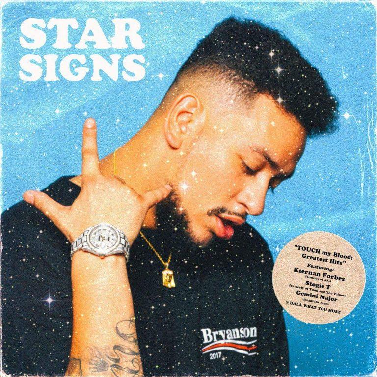 "AKA – ""StarSigns"" ft. Stogie T"