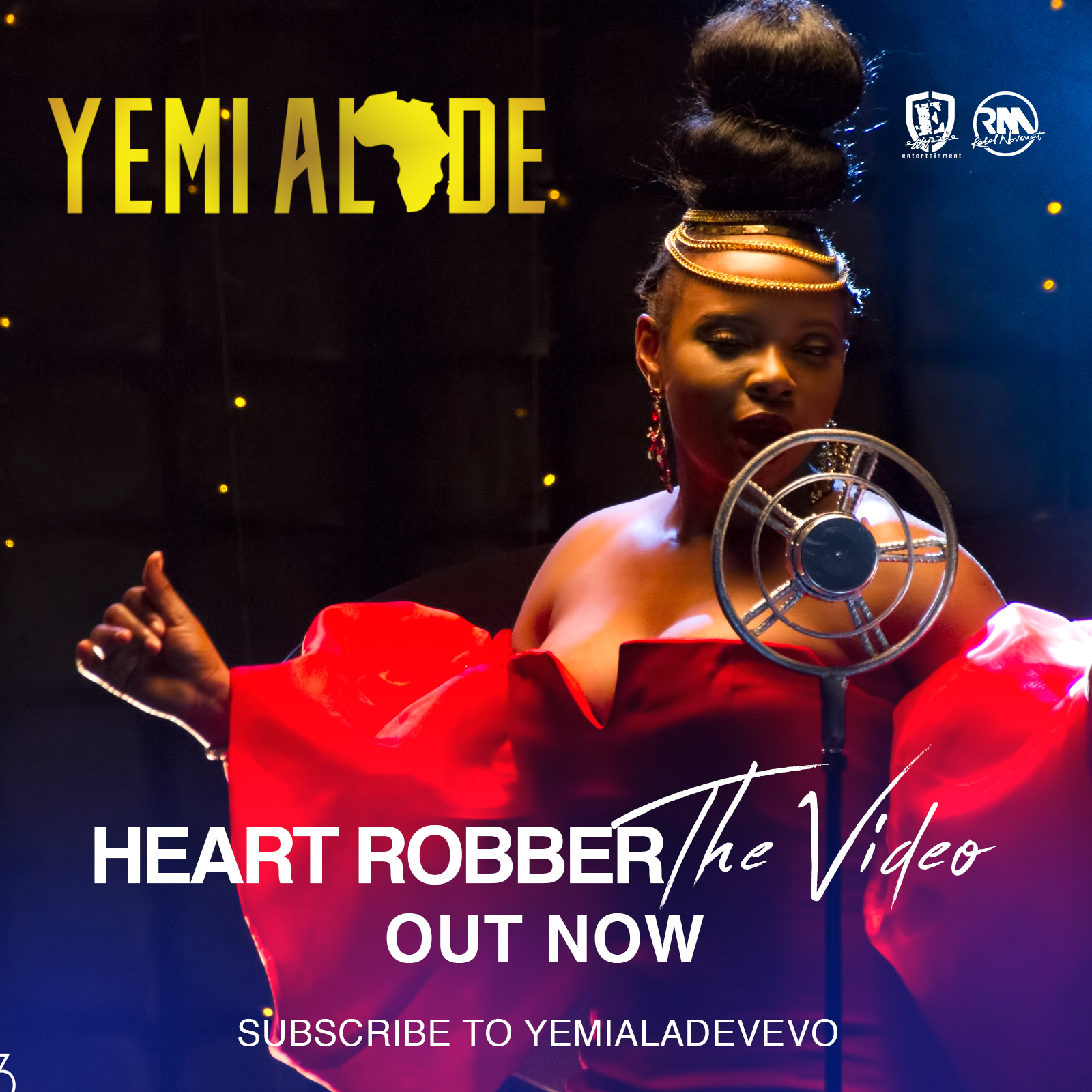 "VIDEO: Yemi Alade – ""Heart Robber"""