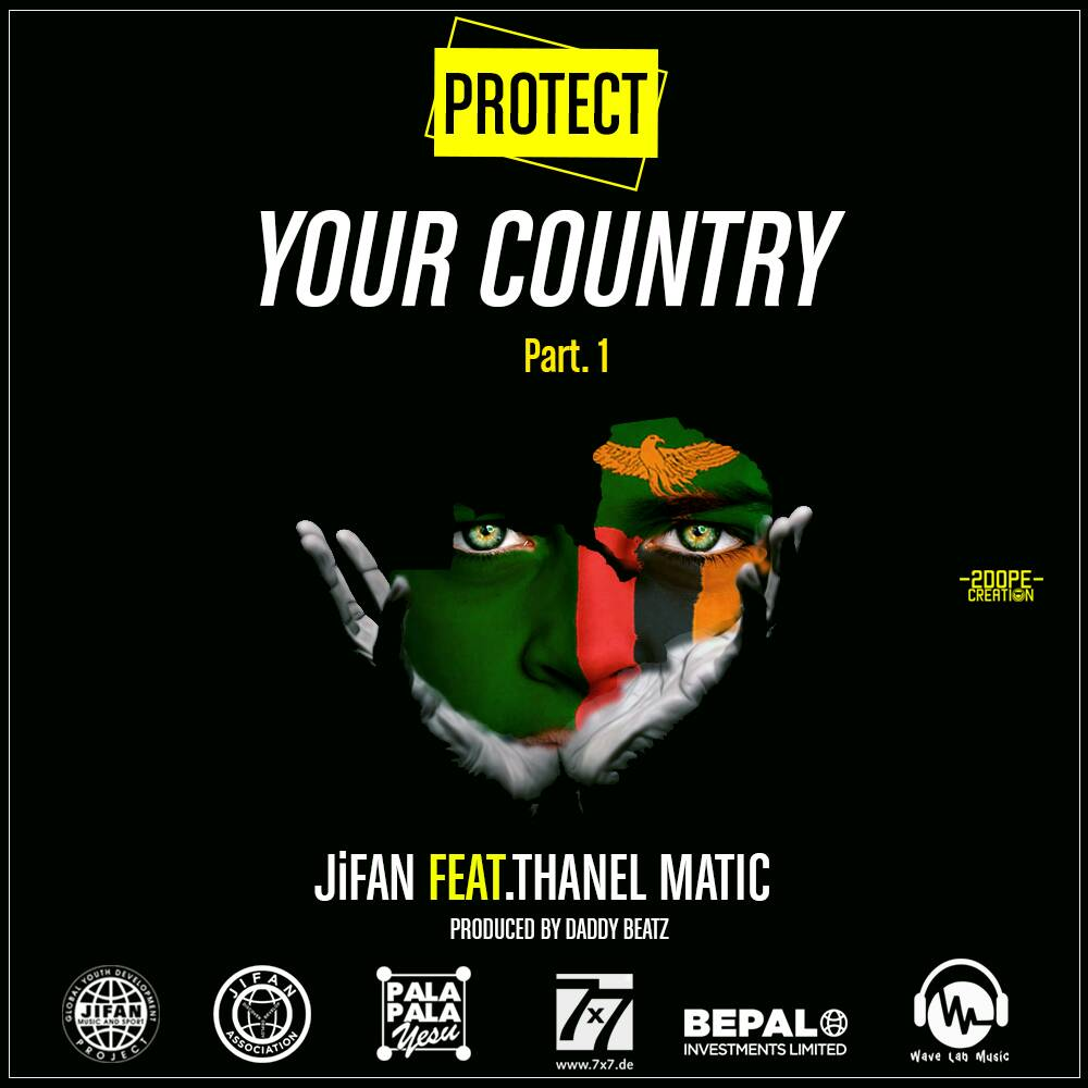 "JIFAN ft. Thanel Matic – ""Protect Your Country Pt. 1"""