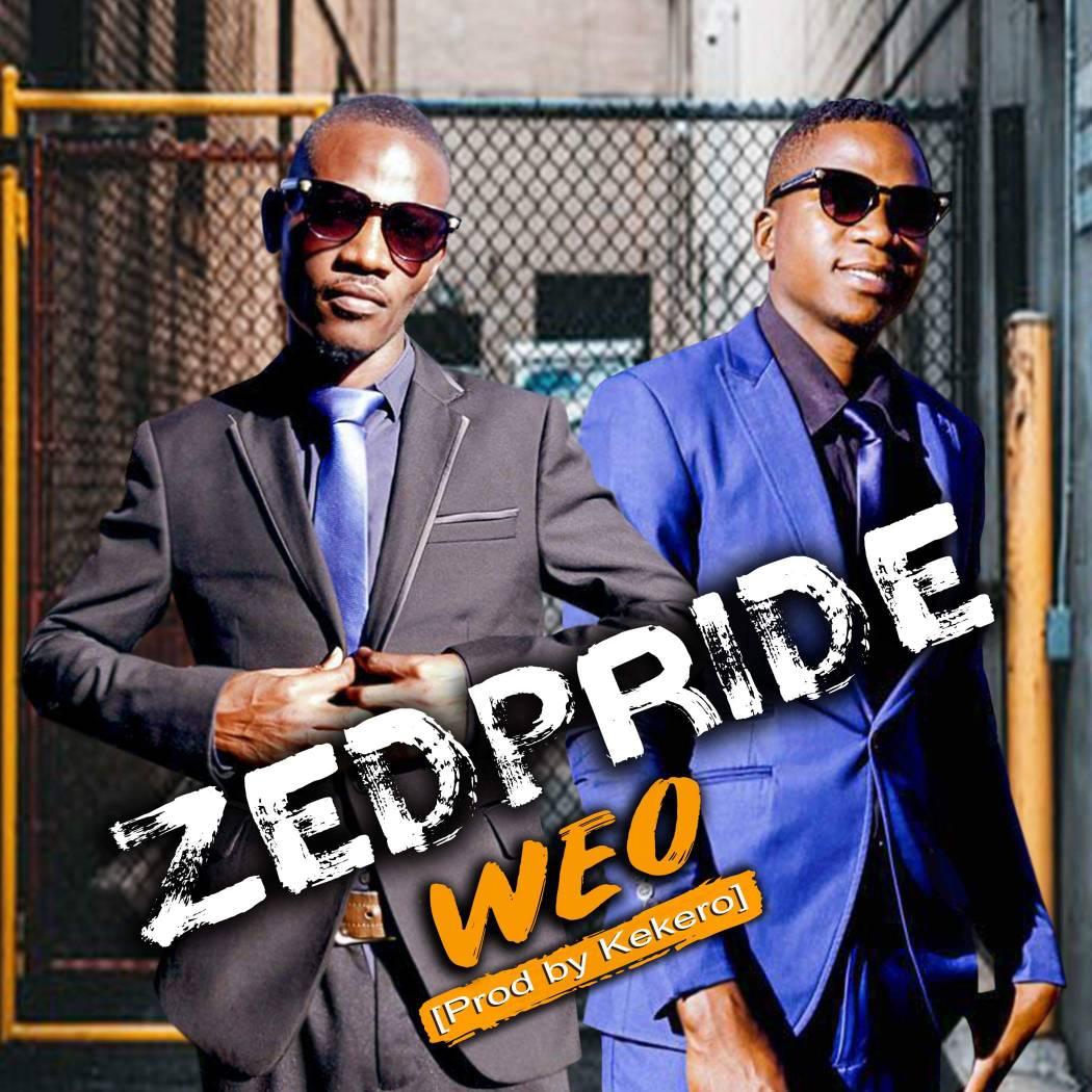 """Zed Pride – """"Weo"""" (Prod. By Kekero)"""