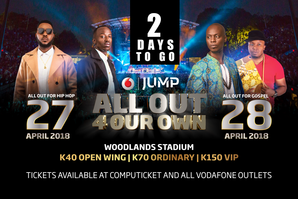 2 Days To Go: Countdown To The #AllOut4OurOwn Concert