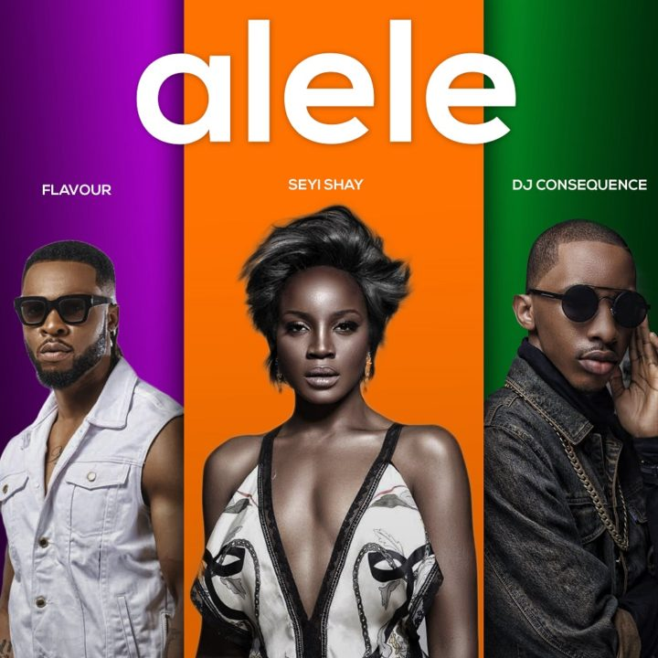 """Seyi Shay – """"Alele"""" ft. Flavour X Dj Consequence"""