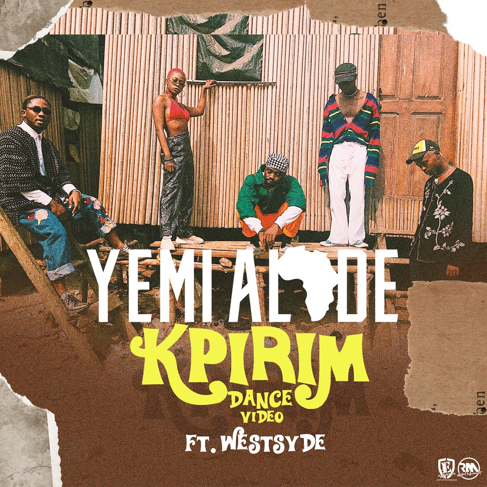 "VIDEO: Yemi Alade ft. Westsyde – ""Kpirim"""